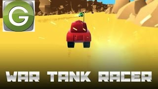 War Tank Racer (by BIK Mobile Games) - New Android Gameplay Trailer