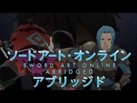 SAO Abridged Parody: Episode 02