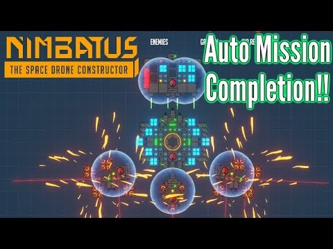 Nimbatus | Automatic Mission Completing Drone(s)!