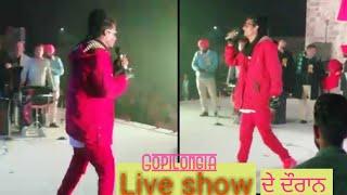 Live show | gopilongia | fan Bohemia