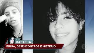Caso Rafaela: Mãe encontra adolescente de 16 anos
