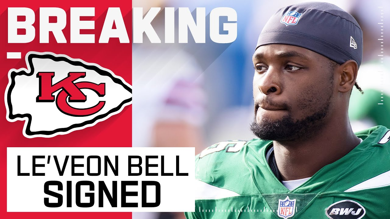 Download Chiefs Sign Le'Veon Bell!