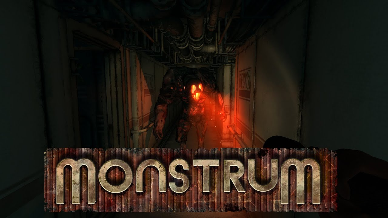 Monstrum Gameplay [Early Access] [PC HD] [60FPS] - YouTube