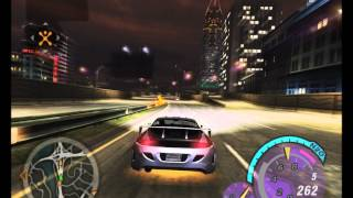 NEED FOR SPEED UNDERGROUND 2 GAMEPLAY MITSUBISHI ECLIPSE IN HD