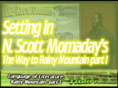 n momaday rainy mountain essay