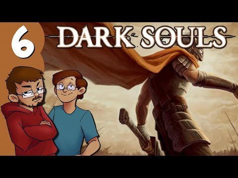 Let's Play | Dark Souls - Part 6 - Into the Jungle