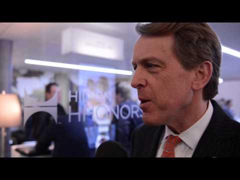 John Greenleaf, global head, DoubleTree by Hilton