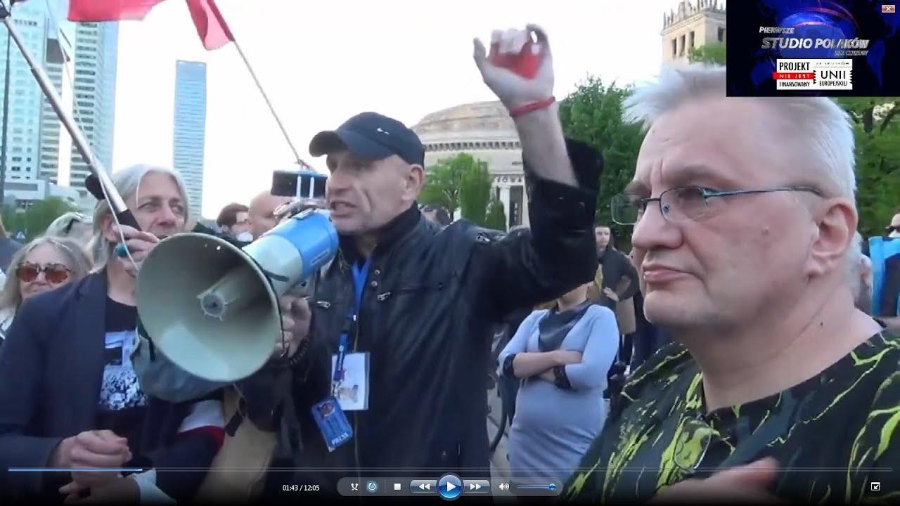 Apel emerytowanego dowódcy antyterrorystów do Policji w Warszawie!