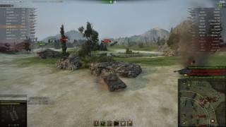 Непоганий настріл на Т-54 З