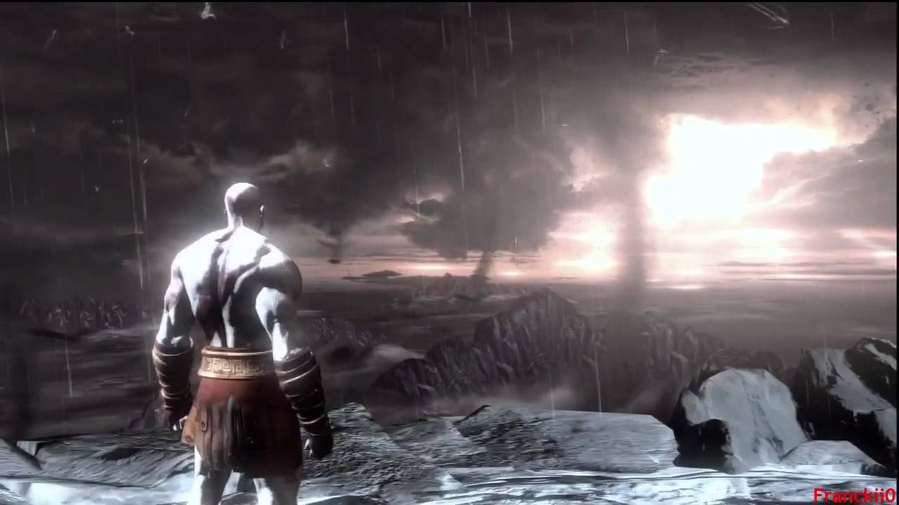 God Of War Ares Final Boss Fight 4k 60fps Youtube