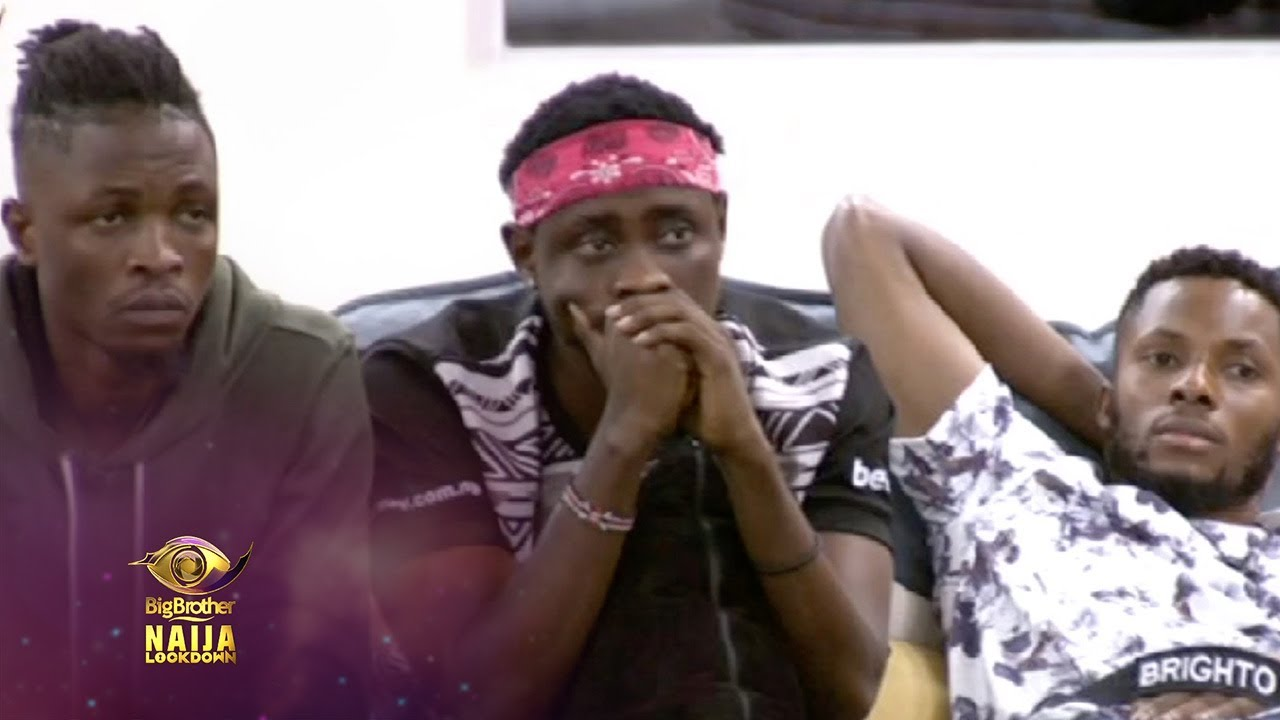 Day 35: Biggie returns with plenty strikes | Big Brother: Lockdown | Africa Magic