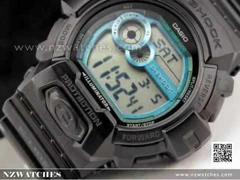 Casio G-Shock G-LIDE 200M Watch GLS-8900-1 fc3053e58860