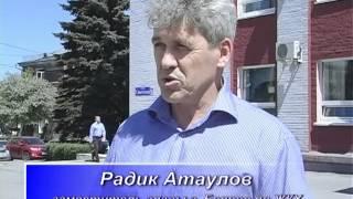 Шмель-автомобиль для нанесения дорожной разметки(http://ria-leninsk.ru/ http://twitter.com/rialeninsk В Белове появился Шмель. Так называется специализированный автомобиль для..., 2012-05-31T17:15:05.000Z)
