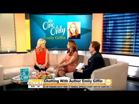 Chatting With Author Emily Giffin