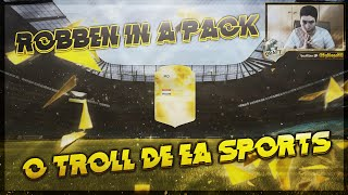 """¡¡ROBBEN IN A PACK...O TROLL DE EA SPORTS!!"" 