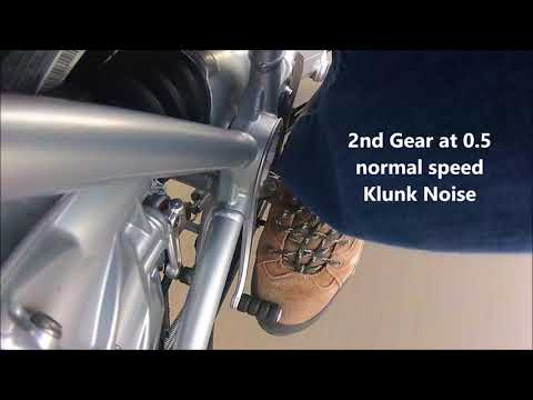 Gearbox issue 1200 GS LC ???