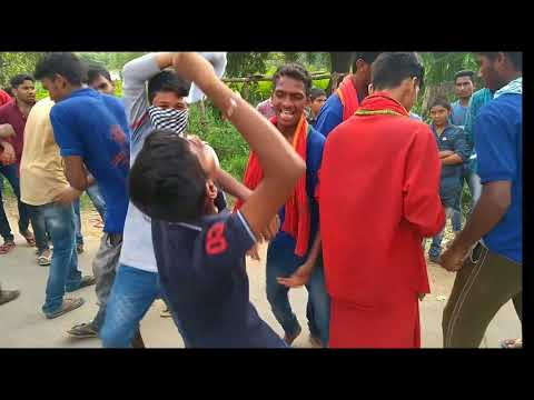 Navvula Naveena Raye dj recording dance by Dj harish the rockstar