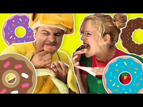 Fozi Mozi y Tutti, la tienda de rosquillas  | Videos para ni