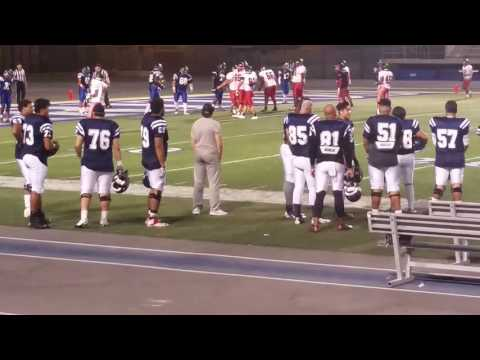 Cerritos College football  Scrimmage