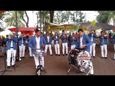 banda alterada feria san pedro tlahuac 2013 chinelo carnavalero