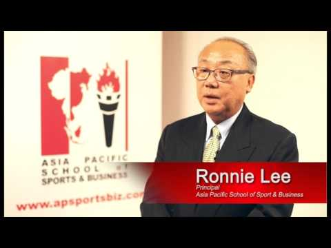 Asia Pacific School of Sports Business : Corporate Video