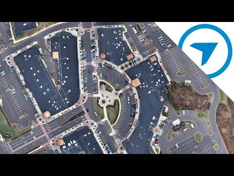 How to Create a 2D Map with Your Drone Using DroneDeploy