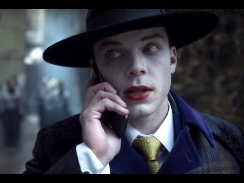 Gotham- Jeremiah Valeska - Darkness fills my eyes