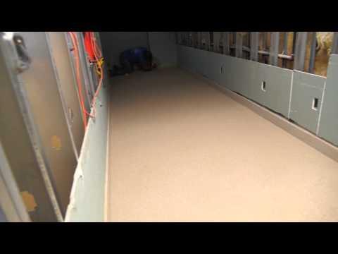 The Jinya Ramen Hollywood Restaurant Kitchen Floor Project