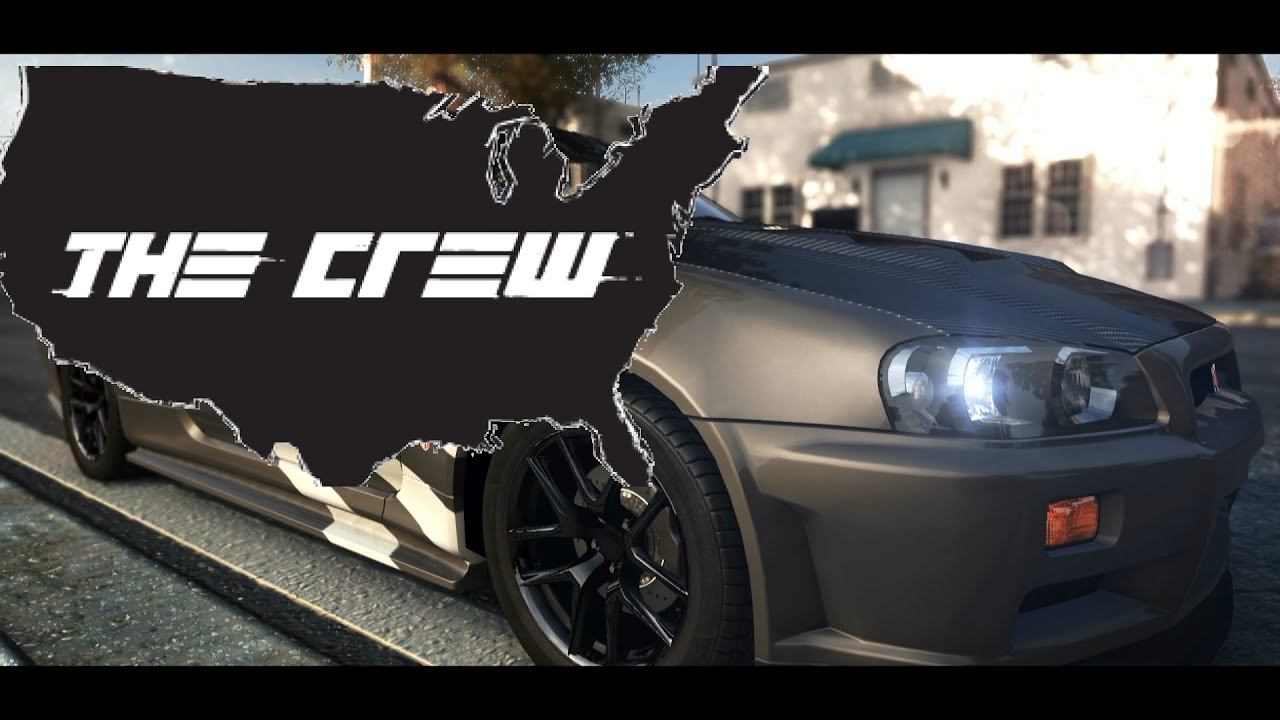 how to go first person in the crew