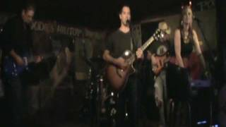 Mayer A. Caballero playing with The Buddy Quaid Band .wmv