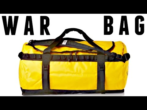 War Bag - What Do You Carry? Part 1