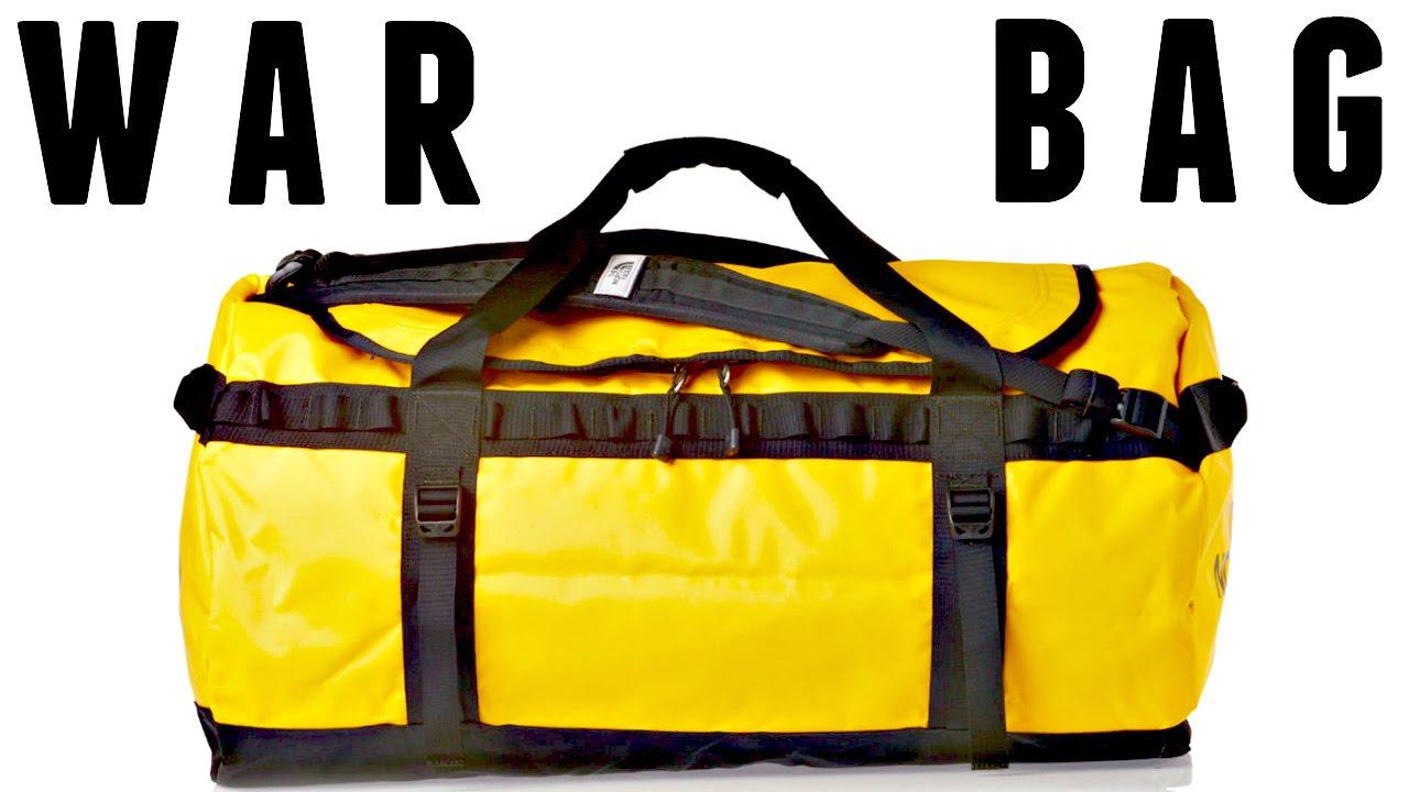 War Bag What Do You Carry Part 1