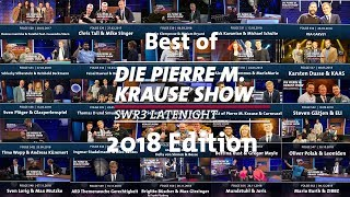 Pierre M. Krause Show vom 11.12.2018 – Best of 2018