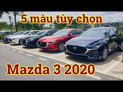 Mazda 3 2020 màu nào đẹp nhất? | Hải Channel