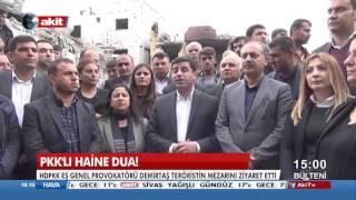 Akit TV Spikeri Selahattin Demirtaş'ı rezil etti.