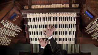 Notre-Dame pipe organ improvisation by Olivier Latry