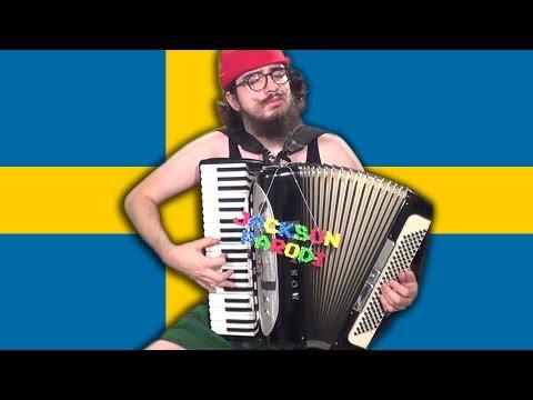 Du gamla, du fria (national anthem of Sweden) [accordion cover]