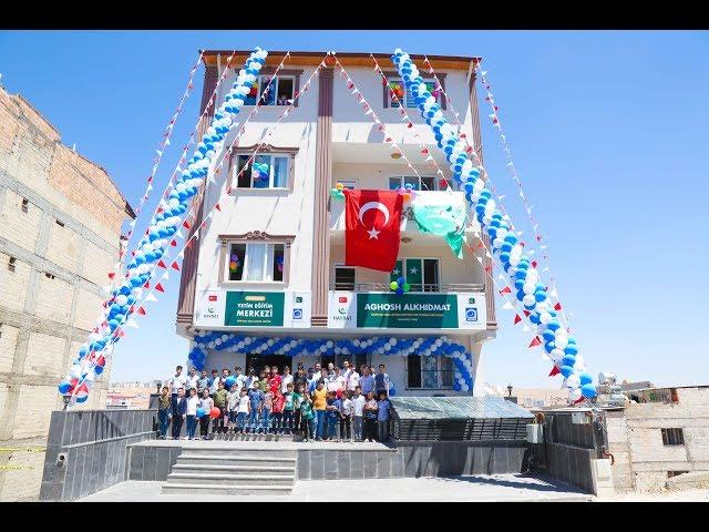 AKFP President's Mr. Abdus Shakoor Message on Inauguration Ceremony Aghosh Alkhidmat Turkey