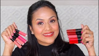 Maybelline Sensational Liquid Matte Lipsticks | All 11 Shades