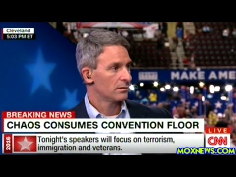 Ken Cuccinelli Says The The RNC Broke It's Agreement!