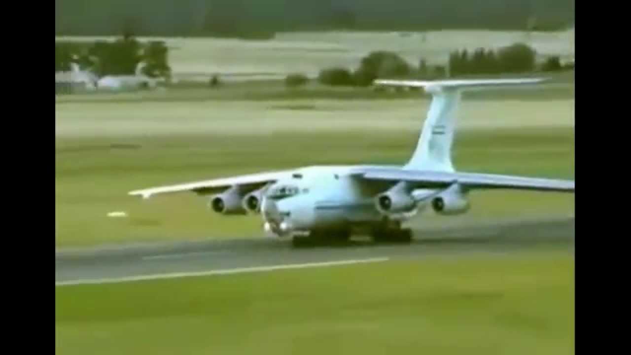 ШОК! Так могут взлетать только русские!!!