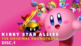 1-39. Twinkle ☆ Traveler - KIRBY STAR ALLIES: THE ORIGINAL SOUNDTRACK