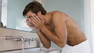 видео Как мужчине ухаживать за кожей лица?