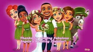 Fabulous: Angela's Wedding Disaster Level 60 & Ending