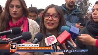 Marcha contra el acoso: Las mujeres se tomaron la calle