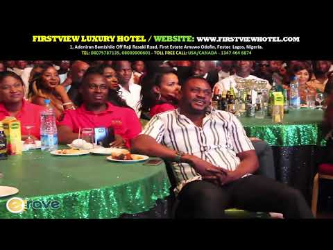 Seyi Law Performs @ GLO LAFFTA FEST Lagos Edition