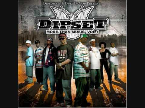 Dipset - 45th and Broadway
