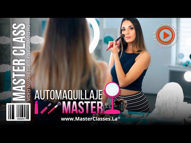 Automaquillaje Master - Basta de tutoriales confusos.