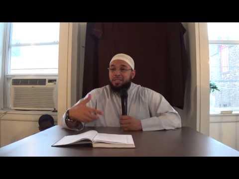 The Companions in Ramadan - Phila, Pa. (Ramadan - 2014)