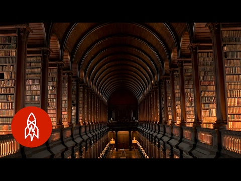 This Magnificent Library Holds Treasured Irish History